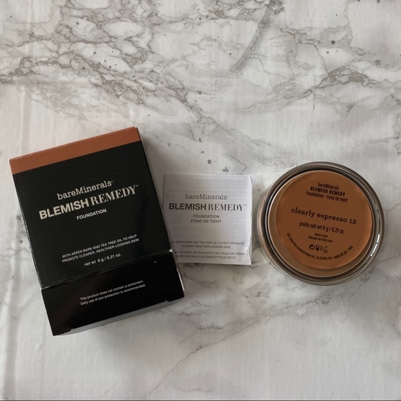 bare mineral blemish remedy clearlyespresso12